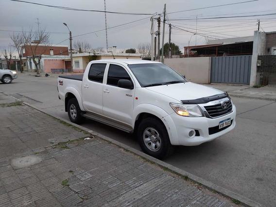 Toyota Hilux 2.5 Cd Dx Pack Tdi 120cv 4x4 2013