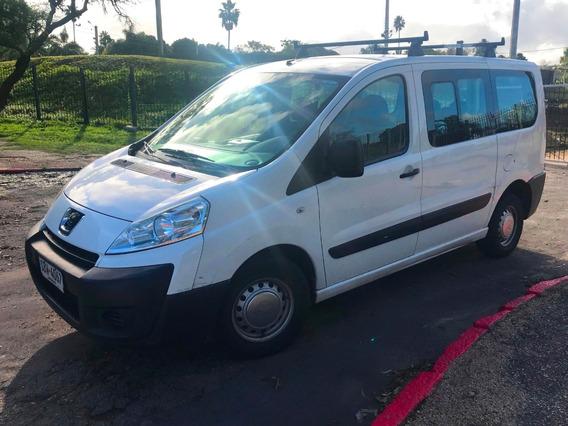 Camioneta Peugeot Expert Para 9 Pasajeros Diesel