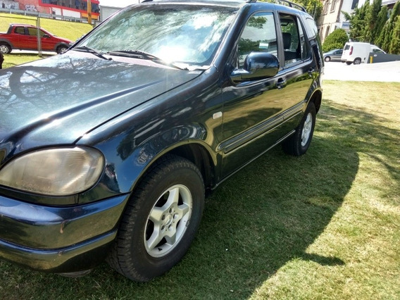 Mercedes-benz Ml 2.7 Ml270 Cdi Luxury 2002