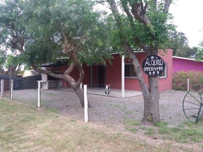 Alquilo Casas En Balneario Artilleros!!!!!!!!!!!!