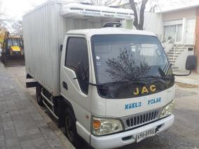 Gran Oportunidad Camión Furgón Refrigerado Jac