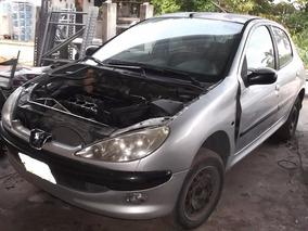 Deshueso Peugeot 206