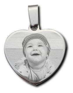 Medalla Grabada Con Foto Ideal Para El Día De La Madre