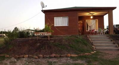 Termas De Almirón, Casa 3 Dormitorios Para 6 Personas