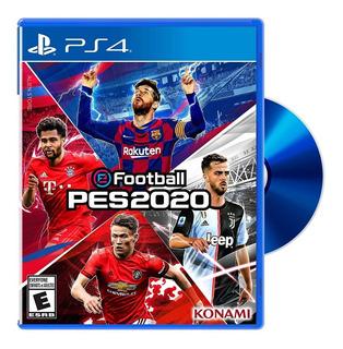 Efootball Pes 2020 20 Fisico Original Sellad Latam En Stock