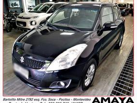 Amaya Garage Suzuki Swift 1.2 Gl Año 2014