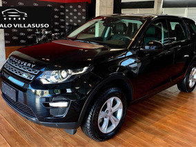 Land Rover Discovery Sport 250hp Automática