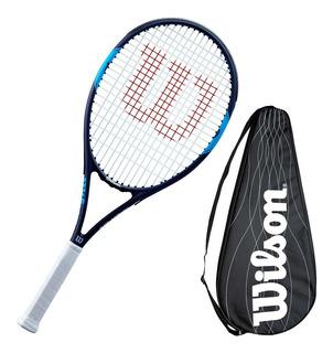 Raqueta Wilson Monfils Open 103 Encordada + Funda - El Rey