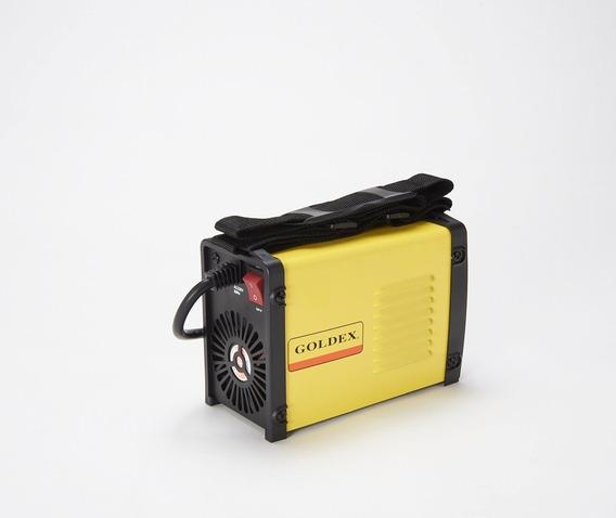 Equipo Soldar Inverter Mma 140a Mini 140 Goldex