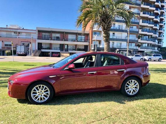 Alfa Romeo 159 2.2 Jts Unico Dueño Permuto Financio Directo