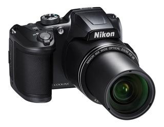 Cámara Digital Profesional Nikon Coolpix B500 Calidad ®