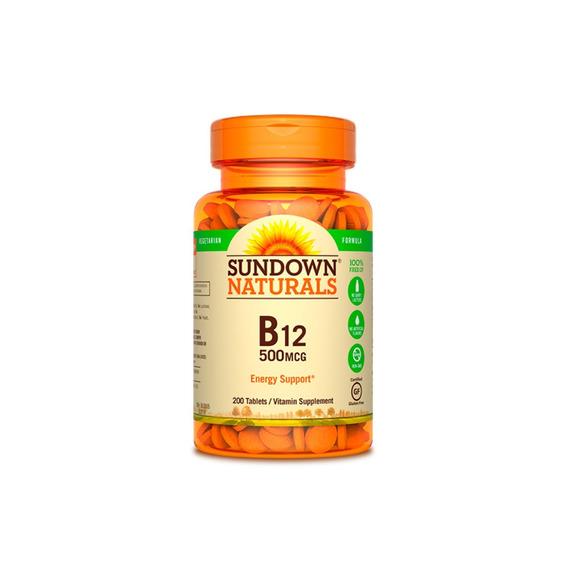 Vitamina Sundown B Complex 100 Cápsulas