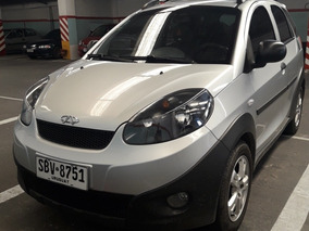 Chery Beat 2014 Plateada Impecable