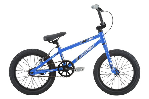 Bicicleta Haro Shredder Niño 16 Color Azul
