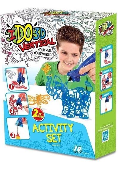 Set De Actvidades 3d: Lapiz 3d