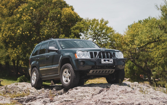 Vendo Jeep Grand Cherokee V8 4.7 Limited 5p 4x4