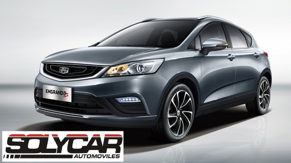 Geely Emgrand Gs Gc Y Gt 0 Km Desde U$s 19.990