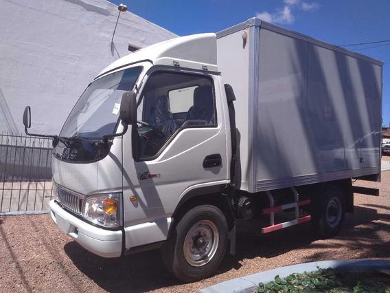 Jac Hfc 5035 K Furgon Aluminio
