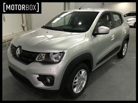 Renault Kwid 1.0 Sce 66cv Life 0km! Motorbox