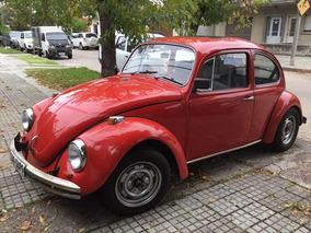 Fusca Volkswagen Aleman 1970 Muy Buen Estado