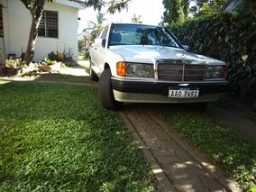 Mercedes-benz 190 D 2.5 Modelow201 Sedan 4 Puertas