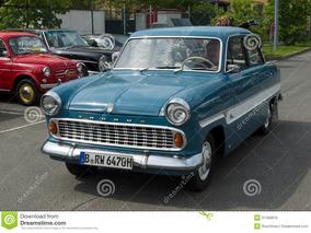 Ford Taunnus 1958 Carroseria Echa A Nueva Motor Pronto