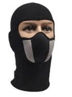 Protector Mascara Moto Pasamontañas Frío Y Viento