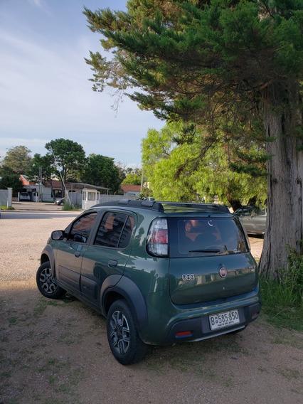 Fiat Uno Way Hatch 5 Puertas