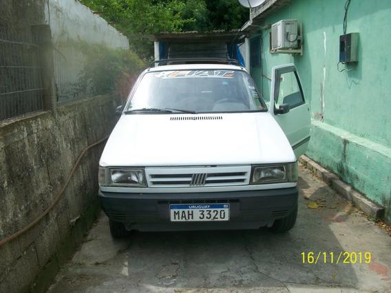 Fiat Uno Cs(brasil) Motor 1.4 Cambios 5 Manual 5 Cubiertas