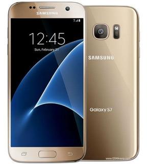 Celular Samsung Galaxy S7 G930 Flat 5 32gb 4gb Libre Tranza