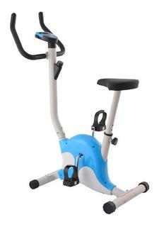 Bicicleta Fija Ergometrica Fitness Monitor Altura Ajustable
