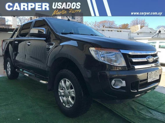 Ford Ranger 2.5 Xlt 4x2 Excelente 48 Cuotas 100%