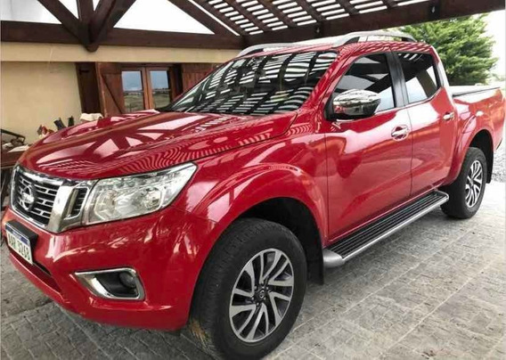 Nissan Np300 Frontier 2.5 Le Diesel Aa 4x4 At 2017