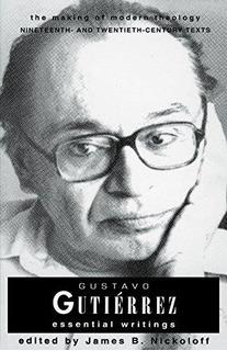 Gustavo Gutierrez : Gustavo Gutiaerrez