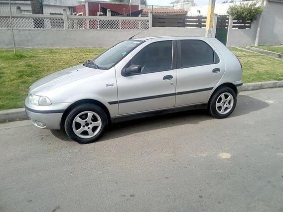 Fiat Palio Edx 1.3 Inyecc 2000, Excelente Estado Y Confort