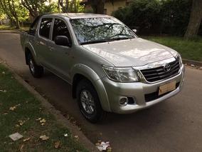 Toyota Hilux Nafta 2.7 Cd Srv Vvti 4x4 2013