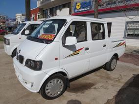 Dfsk Doble Cabina Serie K 0km Con Baranda Fija Desde U$10500