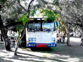 Omnibus Casa Rodante Scania Titan Br 116
