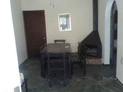 Casa De Tres Dor , Livin,fondo C.parrillero Techado Y Terren
