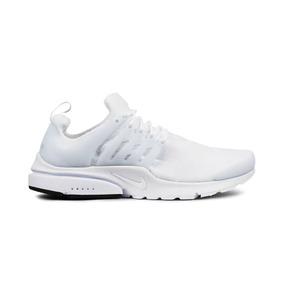 c3039df363cce Nike Air Presto Essential Triple White Original X Pedido