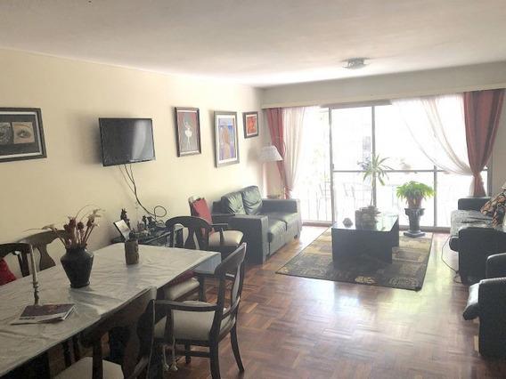 Venta Apartamento 3 Dormitorios Pocitos Suite Garage