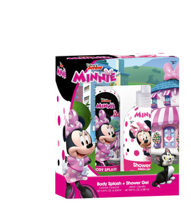 Set Body Splash Disney Minnie- Bebés Y Niños