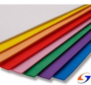 Goma Eva Lisa 60x40cms. 32 Colores Serviciopapelero