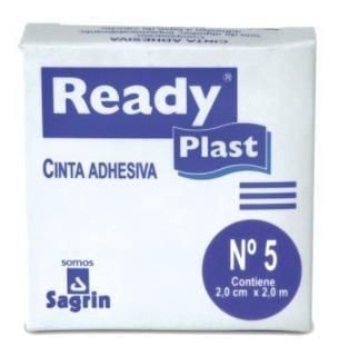 Leuco De Tela Readyplast N.º 5 2x2 Metros