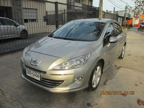 Peugeot 408 2013 Impecable Permuto Y/o Financio