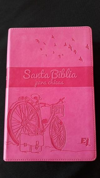 Biblia Para Chicas Rosada