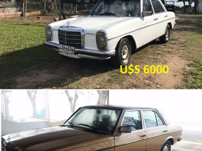 Mercedes Benz 240d Original