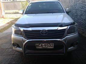 Toyota Hilux 2.7 Cs Dx Tdi 120cv 4x2