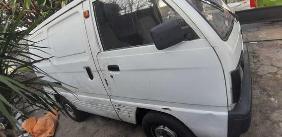 Camioneta Van Suzuki 1000 Año 1991 5 Puertas Color Blanco