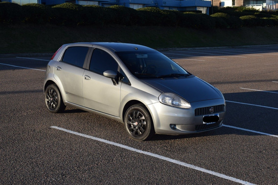 Fiat Punto 1.4 Elx 2008. Impecable Estado. A Toda Prueba.